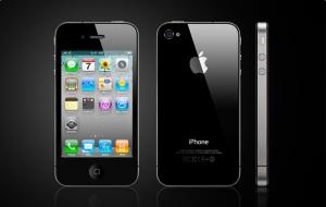 iPhone 4 fata verso