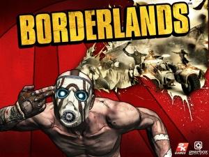 Borderlands main title